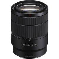 Sony E 18-135 mm F3.5-5.6 OSS 55 mm filter (geschikt voor Sony E-mount) zwart