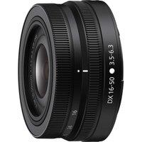 Nikon NIKKOR Z 16-50 mm F3.5-6.3 DX VR 46 mm filter (geschikt voor Nikon Z) zwart