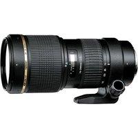 Tamron SP AF 70-200 mm F2.8 Di LD IF Macro 77 mm filter (geschikt voor Nikon F) zwart