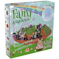 Design and Grow your own Enchanted Fairy Garden