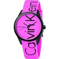 ladies calvin klein watch k5e51tzp