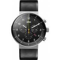 mens braun bn0095 prestige chronograph watch bn0095slg