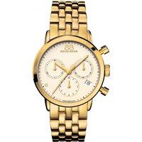 ladies 88 rue du rhone chronograph watch 87wa163503