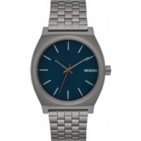 unisex nixon the time teller watch a0452340