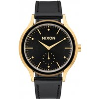ladies nixon the sala leather watch a995513