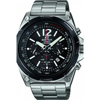 mens casio edifice chronograph solar powered watch efr545sbdb1bver