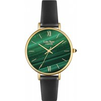 ladies lola rose malachite watch lr2016