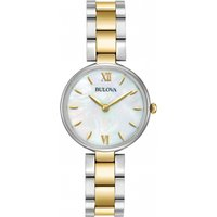 ladies bulova dress watch 98l226