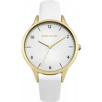 ladies karen millen watch km147wg