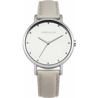 ladies karen millen watch km139c
