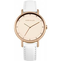 ladies karen millen watch km139wrg