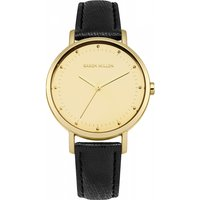 ladies karen millen watch km139bg