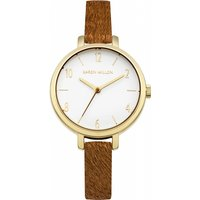 ladies karen millen watch km138tg