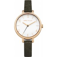 ladies karen millen watch km138erg