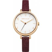 ladies karen millen watch km138vrg