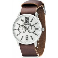 mens police esquire x watch 14766js/04