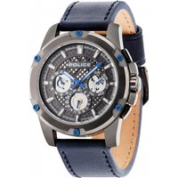 mens police grid chronograph watch 14689jsu/13