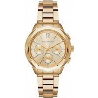 ladies karl lagerfeld optik chronograph watch kl4006