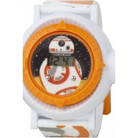 childrens star wars bb8 multiprojection watch star433