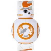 childrens star wars bb8 digital flip silicone slap watch star434
