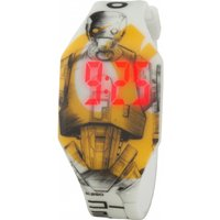 childrens star wars seal droid led watch star441