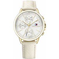 ladies tommy hilfiger chronograph watch 1781790