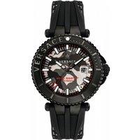 mens versace vrace diver watch vak050016