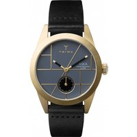 mens triwa blues aska watch akst105ss010113