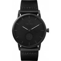 mens triwa midnight falken watch fast115cl010101