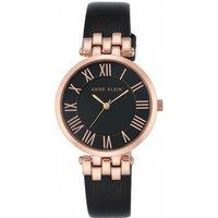 ladies anne klein claire watch ak/n2618rgbk