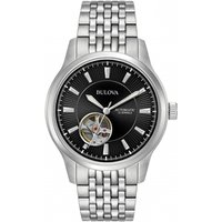 mens bulova automatic watch 96a191