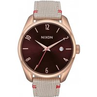 ladies nixon the bullet leather watch a4731890