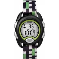 childrens timex kids alarm chronograph watch tw7c13000