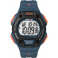 mens timex ironman alarm chronograph watch tw5m09600