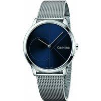 unisex calvin klein minimal 40mm watch k3m2112n