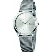 unisex calvin klein minimal 35mm watch k3m2212z