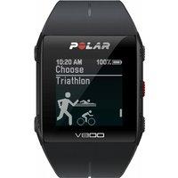 unisex polar v800 bluetooth heart rate monitor gps smart alarm chronograph watch 90060771