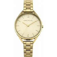 ladies karen millen watch km162gm