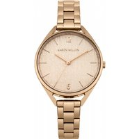 ladies karen millen watch km162rgm