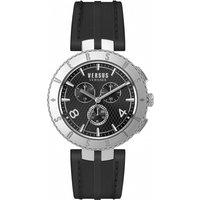 mens versus versace logo chrono chronograph watch s76080017