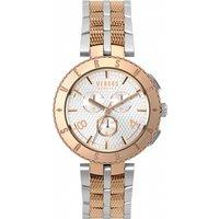 mens versus versace logo gent chronograph watch s76170017