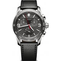 mens victorinox swiss army chrono classic watch 241657
