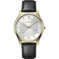mens wenger city classic watch 011441106
