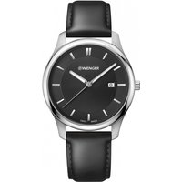 mens wenger city classic watch 011441101