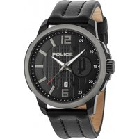 mens police squad watch 15238jsbu/02