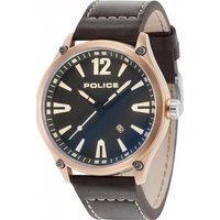 mens police watch 15244jbr/02