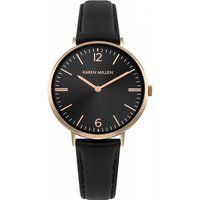 ladies karen millen watch km163brg