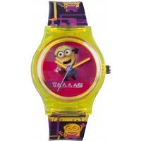 childrens character despicable me 3 80s style watch mns117