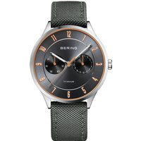 mens bering ultra light titanium watch 11539879