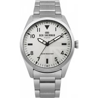 mens ben sherman carnaby military watch wb074sm